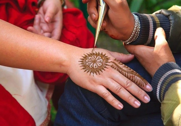 Eid al fitr and Henna