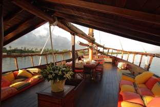 A view of Tusitiri's deck today. Picture credit by The Enasoit Collection.
