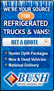 Refrigerated trucks for sale