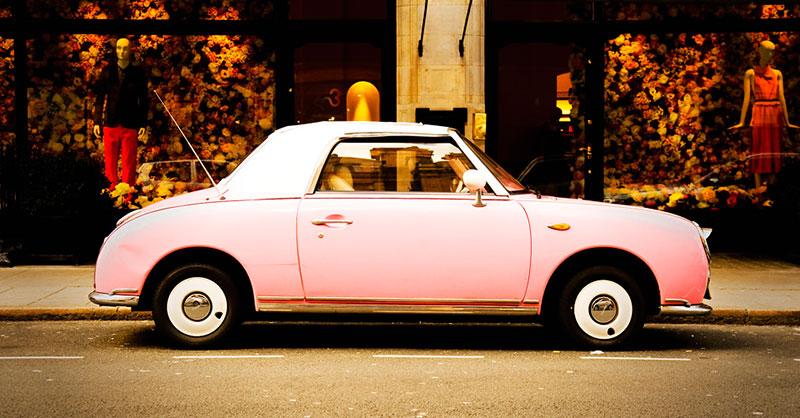 シドニーでレンタカー