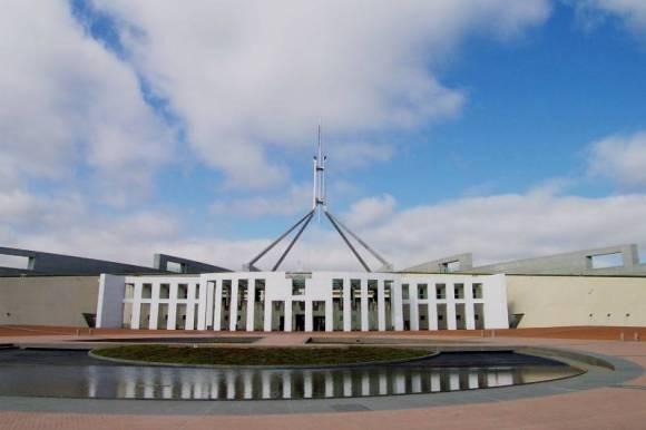 オーストラリア国会議事堂