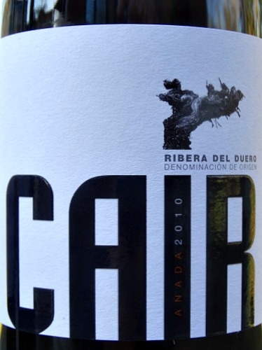 Fine Wine Tasting: Dominio de Cair Crianza 2010; trophy winning Ribera del Duero at a great price