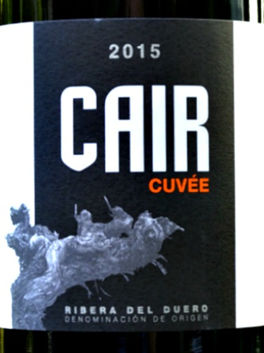 Cuvee de Cair 2015 is a succulent Ribera del Duero Red. Tempranillo blended with a touch of Merlot and aged in oak for 9 months. Complex, layered aromas of black fruit, chocolate and mocha coupled with a rich, structured palate of savoury fruit and bags of length. Delicious and great value from us at £14.50.