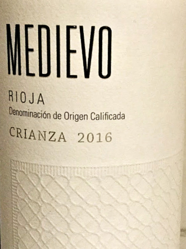 Medievo Crianza 2017 is a great value Crianza: Classic Rioja with generous black and red fruits, good structure and fresh acidity.
