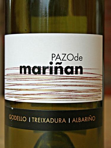 Pazo de Mariñan Godello blend from Galicia