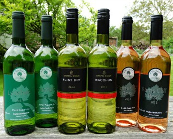 English Wines Summer in a Case: celebrate English Wines Week and beyond with wines From Chapel Down and a'Becketts