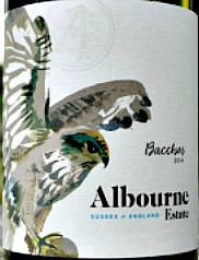 Albourne Estate Bacchus 2014;Trophy winning English Wine from West Sussex. Packed with intense aromas of elderflower, citrus and tropical fruit hints. The flavours go on and on. An exceptional English Dry White wine with leanings towards a good NZ Sauvignon Blanc.