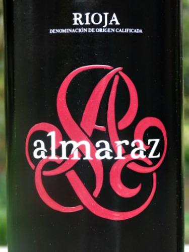 Almaraz Tempranillo 2017; appealing lightly oaked Rioja; fruity with structure, one of our most popular Riojas; good value from Bodegas Medievo