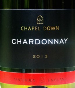 Chapel Down Chardonnay 2013; stunning, elegant, unoaked Chardonnay from England. Just like a Chablis. Complex, layered palate, brilliant fruit. Competitive price at £13.50