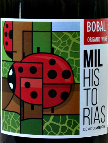 Mil Historias Bobal 2017 (organic) is a terrific find from small producer Bodegas Altolandon in DO Manchuela. A full-bodied, rich red with complex layers of black fruit, cherries with pepper and liquorice hints. A juicy and fresh Bobal of great quality and superb length. Very popular at our recent Tasting. Drink with Roast Beef or Lamb.