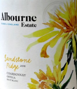 Albourne Estate Sandstone Ridge 2018 is a chardonnay-led blend which offers a perfectly balanced, fuller wine than is typical of English wines. Burgundian hints from a deft touch of oak. A delicious aperitif and excellent with a wide range of food. Fantastic value.