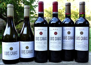 Luis Cañas Case Offer is a real bargain and a real treat. With 2 bottles each of Viñas Viejas Blanco 2019, Crianza 2016 and Reserva 2014. This is a limited offer of the world class, refined wines from top producer, Luis Cañas. £88.50 down to £75.