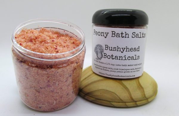bath salt peony