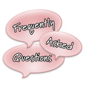 our faq page
