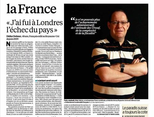 Paradis Fiscal: France, Paradis du Fisc