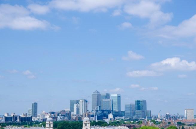 Londres le hub de la finance au T.1 - 2018