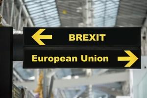 Conséquences Brexit