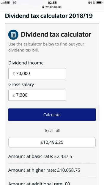 Fiscalité en Angleterre