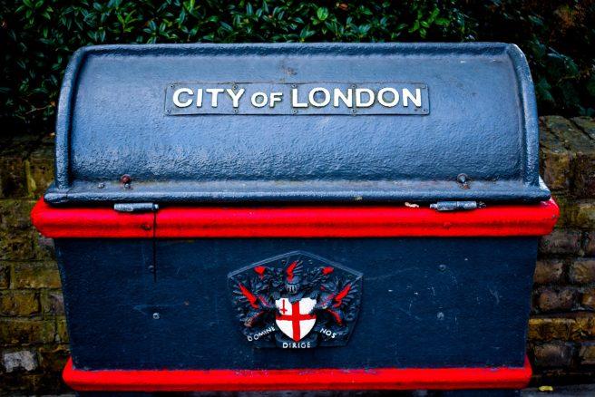 ouvrir un compte bancaire à Londres