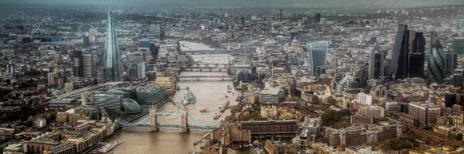 Industrie hôtelière à Londres