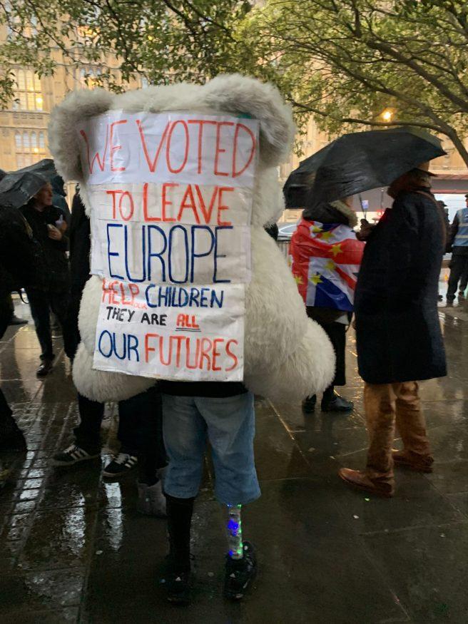 Brexit 31 octobre ou pas ?