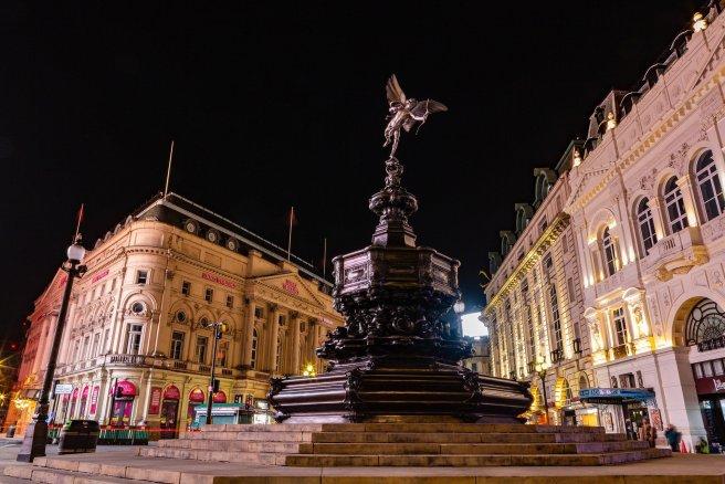 Londres, capitale du business !