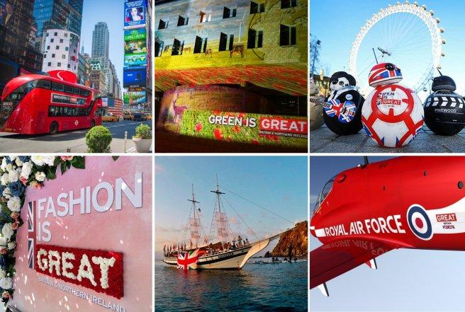 Londres au Royaume-Uni : Une journée riche en évènements !
