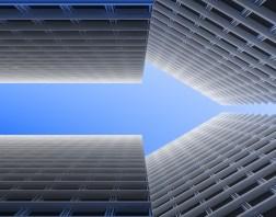 Skyscraper- arrow