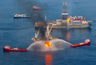 NY State Fund Seeks to Lead Class Action Against BP
