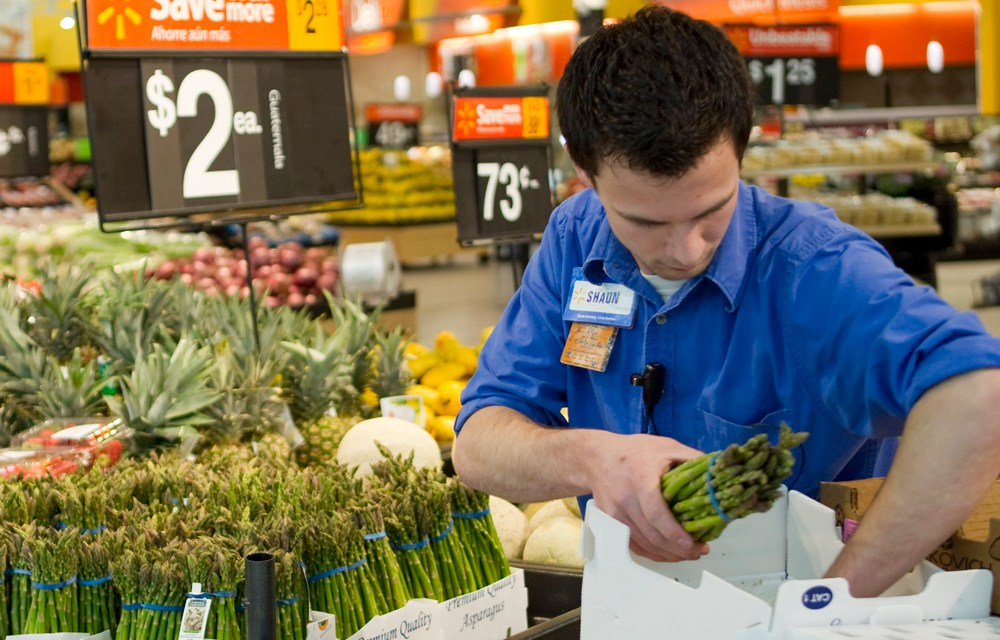 Walmart Launches Healthier Food Initiative