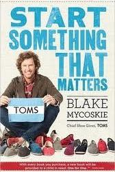 Toms_Book_Start Something That Matters