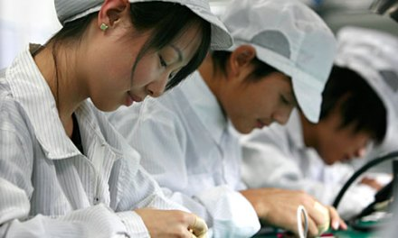 Apple, Foxconn, Promise Improvements for Workers