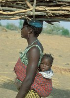 Poverty_Woman and Baby_World Bank