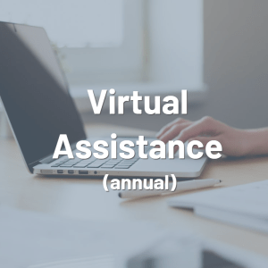 Virtual Assistant – Level 3 (Annual)