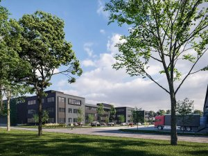 White Star Real Estate Constructs HUF 15 Billion Business Park