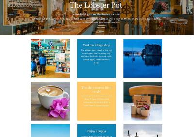 The Lobster Pot in Blackness – Pub