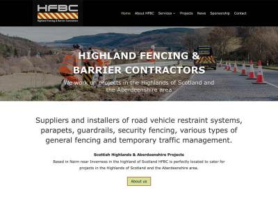 HFBC – Highland Fencing and Barrier Contractors