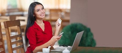 クレジットカード対応が広がっている