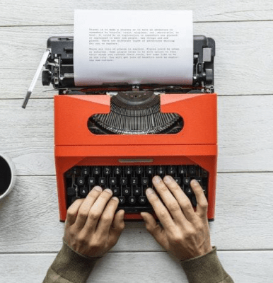 The Key to an Effective Social Media Strategy for Writers