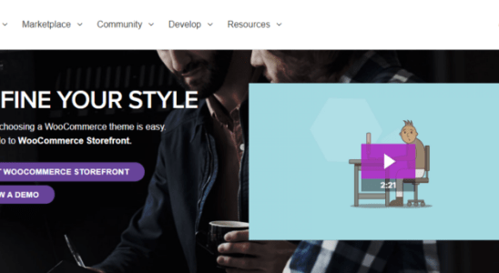How to create beautiful WooCommerce pages using only the free storefront and Gutenberg editor