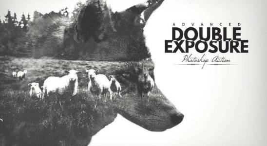 The 12 Best Double Exposure Effect Photoshop Action Sets