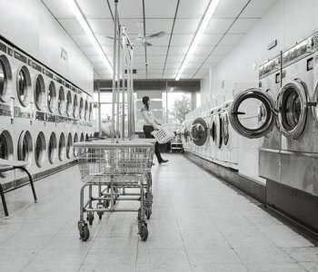 Laundry Business in Dubai