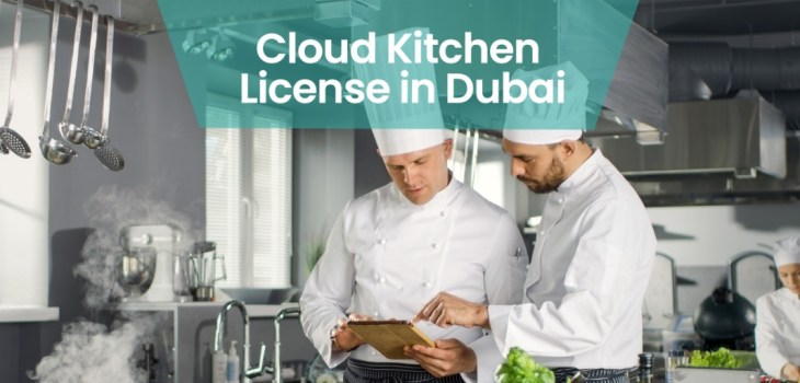 Cloud Kitchen License in Dubai