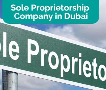 Sole Proprietorship Company in Dubai
