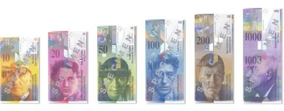 Новая серия купюр швейцарских франков, Швейцарский франк, 2015, 2016, Национальный банк Швейцарии, Швейцария, Валюта Швейцарии, Orell Füssli, Landqart, Durasafe, Fortress Paper, Банкноты, www.business-swiss.ch