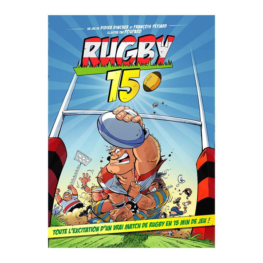 Essai transformé pour l'agence Kinic et Rugby 15