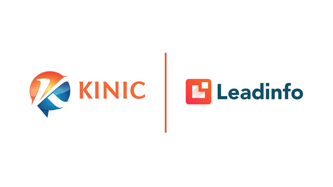 L'agence Kinic s'associe avec Leadinfo et vous aide à générer plus de leads