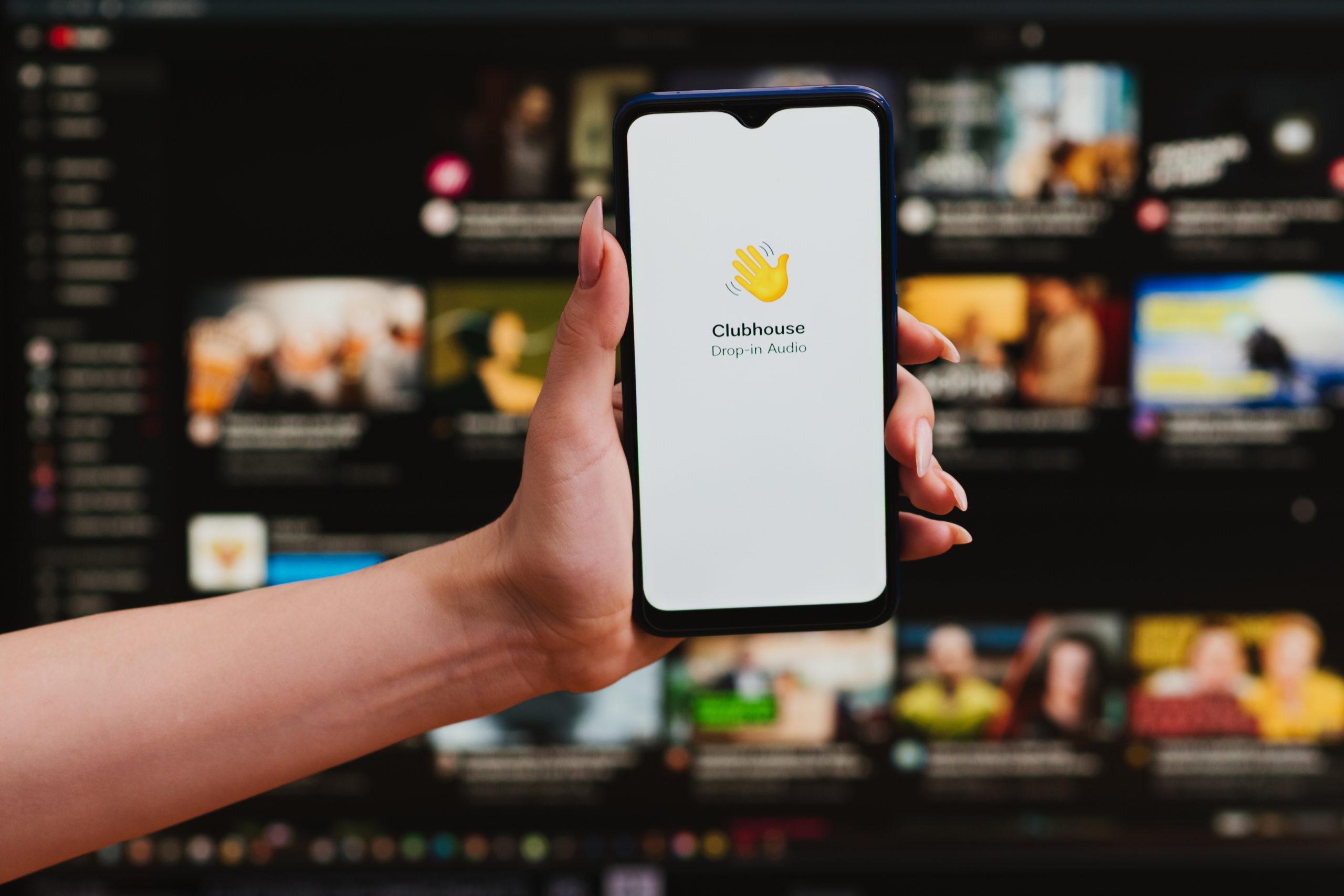 Les outils marketing pour Clubhouse