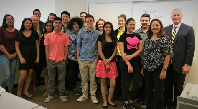 High School Students    RISK 1001: Careers in Risk Management