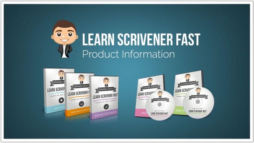 Learn Scrivener